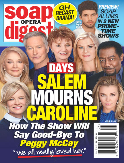 Soap Opera Digest June 16, 2019 00:00
