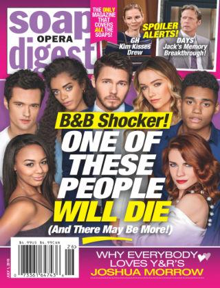 Soap Opera Digest Jul 1 2019
