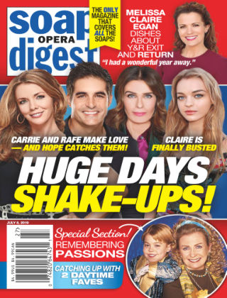 Soap Opera Digest Jul 8 2019