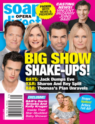 Soap Opera Digest Aug 5 2019