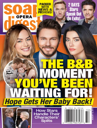 Soap Opera Digest Aug 12 2019