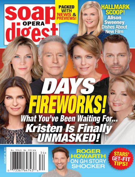 Soap Opera Digest August 18, 2019 00:00