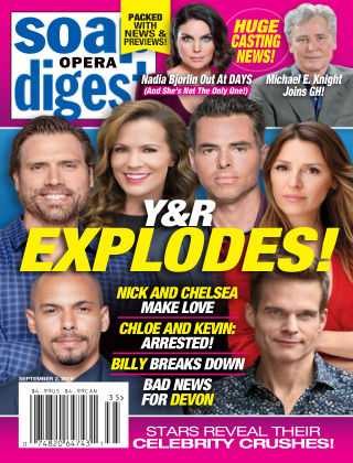 Soap Opera Digest Sep 2 2019