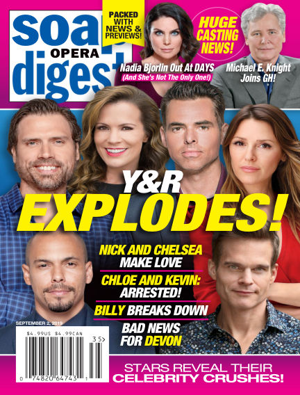 Soap Opera Digest August 25, 2019 00:00