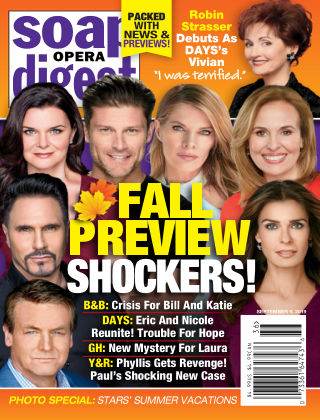 Soap Opera Digest Sep 9 2019
