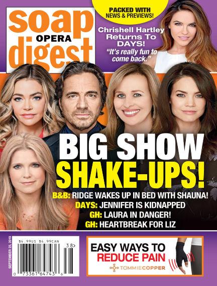 Soap Opera Digest September 15, 2019 00:00