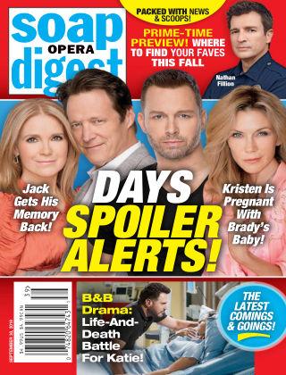 Soap Opera Digest Sep 30 2019