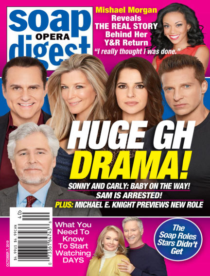 Soap Opera Digest September 29, 2019 00:00