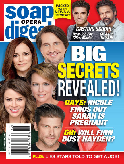 Soap Opera Digest October 13, 2019 00:00