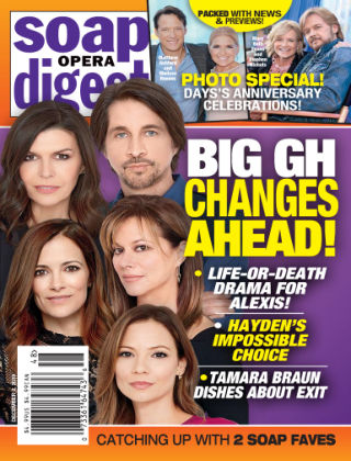 Soap Opera Digest Dec 2 2019