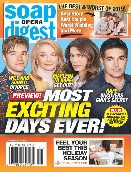 Soap Opera Digest December 15, 2019 00:00