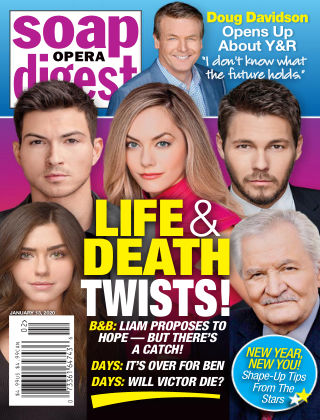 Soap Opera Digest Jan 13 2020