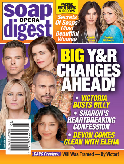 Soap Opera Digest January 12, 2020 00:00