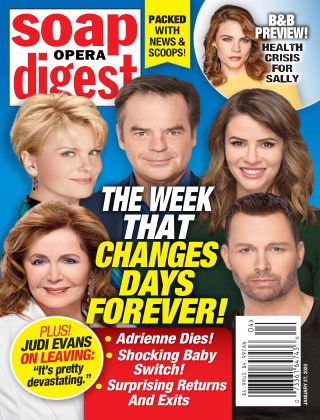 Soap Opera Digest Jan 27 2020