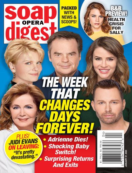 Soap Opera Digest January 18, 2020 00:00