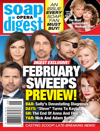 Soap Opera Digest Feb 10 2020