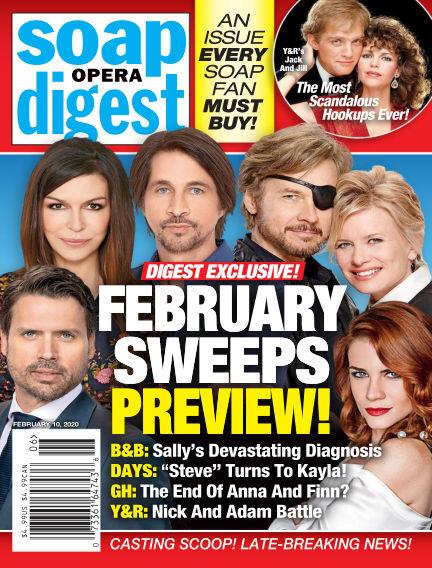 Soap Opera Digest February 01, 2020 00:00