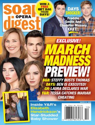 Soap Opera Digest Mar 9 2020