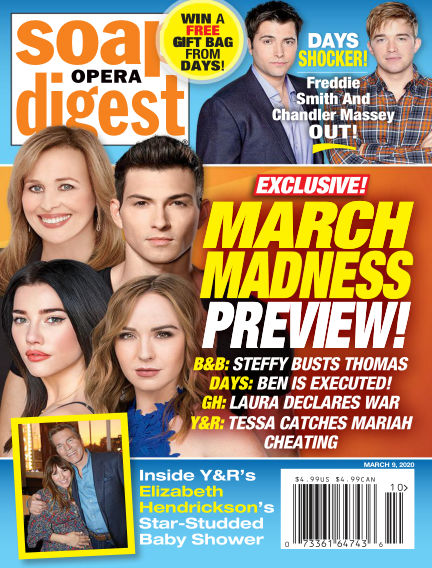 Soap Opera Digest February 29, 2020 00:00