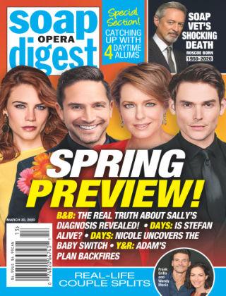 Soap Opera Digest Mar 30 2020