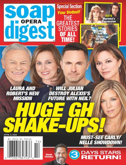 Soap Opera Digest March 28, 2020 00:00