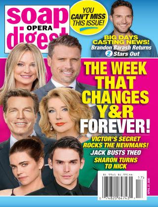 Soap Opera Digest Apr 27 2020