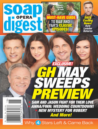 Soap Opera Digest May 4 2020