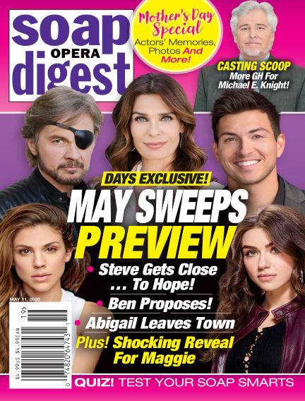 Soap Opera Digest May 02, 2020 00:00