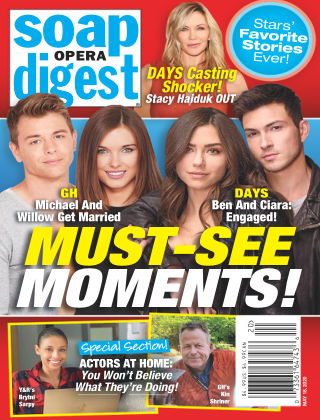 Soap Opera Digest May 18 2020