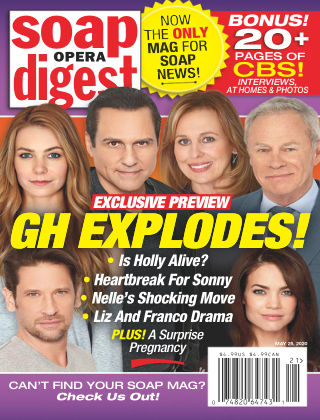 Soap Opera Digest May 25 2020