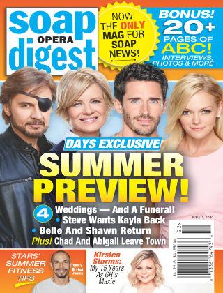 Soap Opera Digest Jun 1 2020