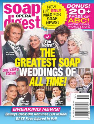 Soap Opera Digest June 15 2020