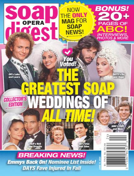 Soap Opera Digest June 06, 2020 00:00