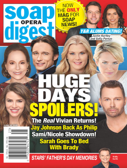Soap Opera Digest June 13, 2020 00:00