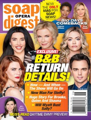 Soap Opera Digest June 29 2020