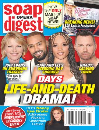 Soap Opera Digest July 6 2020