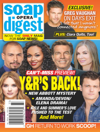 Soap Opera Digest August 17 2020