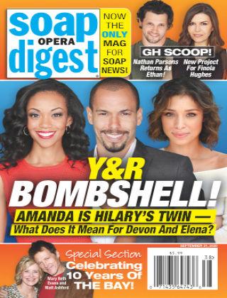 Soap Opera Digest September 21 2020