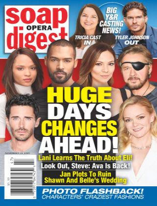 Soap Opera Digest November 30, 2020