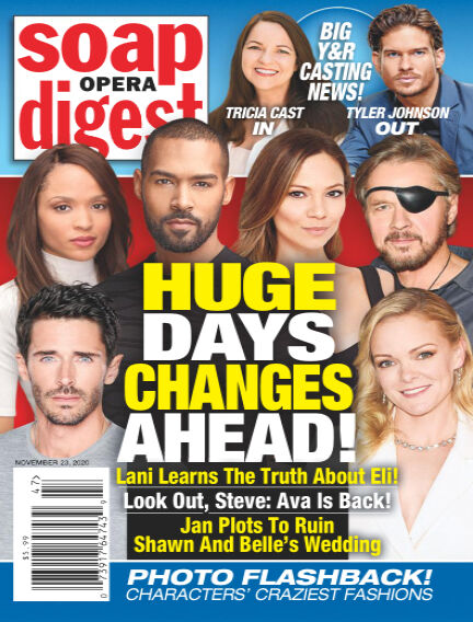 Soap Opera Digest November 14, 2020 00:00