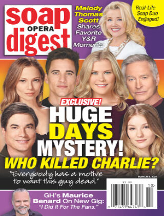 Soap Opera Digest March 8 2021