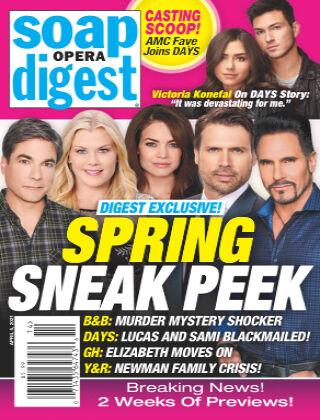 Soap Opera Digest April 5 2021