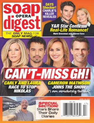 Soap Opera Digest 26-Apr-21
