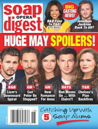 Soap Opera Digest 03-May-21