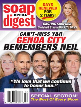 Soap Opera Digest 31-May-21