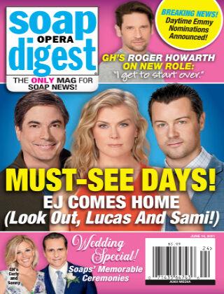 Soap Opera Digest 14-Jun-21