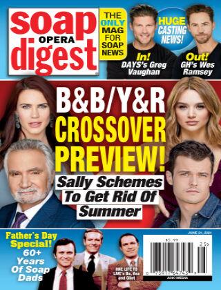 Soap Opera Digest 21-Jun-21