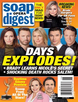 Soap Opera Digest 28-Jun-21