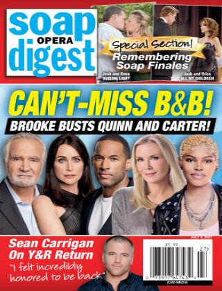 Soap Opera Digest 05-Jul-21