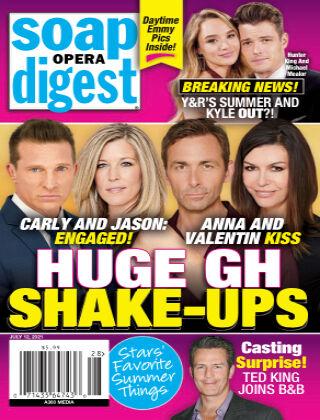 Soap Opera Digest 12-Jul-21